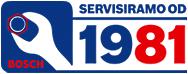 Servisiramo od 1981.